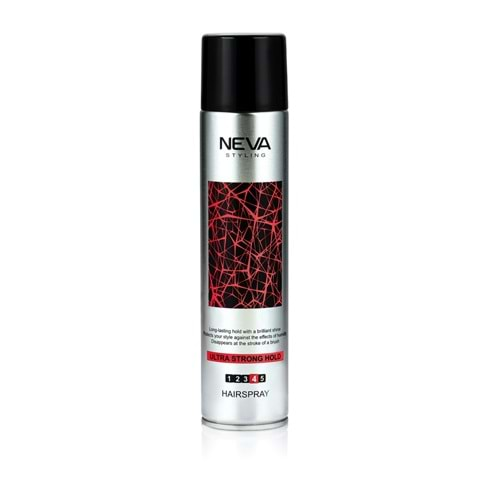 NEVA STYLING ULTRA STRONG HOLD HAIR SPRAY 250ML